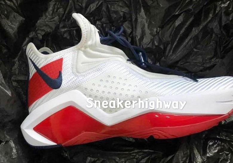 Первое изображение Nike LeBron Soldier 14