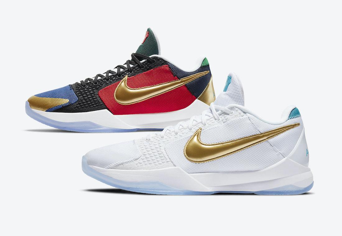 Undefeated x Nike Kobe 5 Protro «What