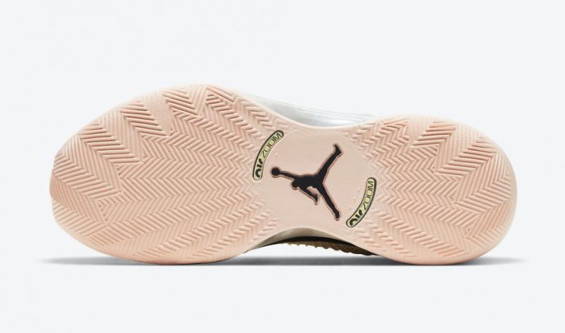Air Jordan 35 «Paris» выйдут ограниченным тиражом