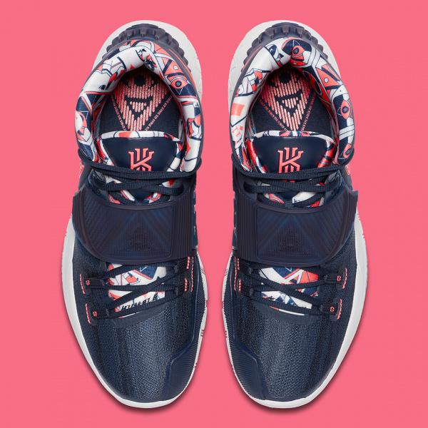 """Фото Nike Kyrie 6 """"USA"""""""