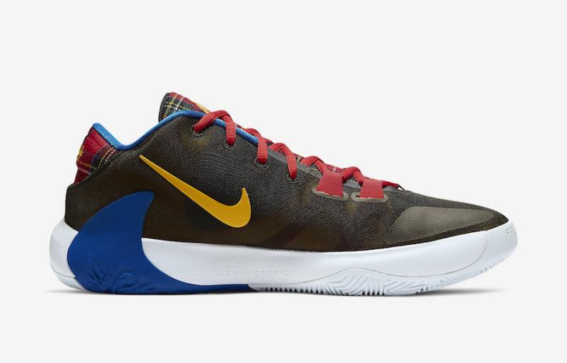 """Nike Zoom Freak 1 """"Employee of the Month"""" — расцветка посвященная фильму «Поездка в Америку»"""