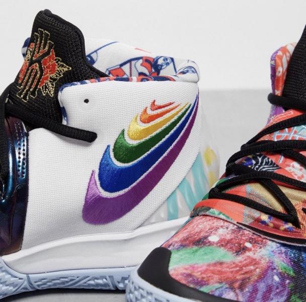 Первый взгляд на Nike Kybrid S2 «What The Kyrie»