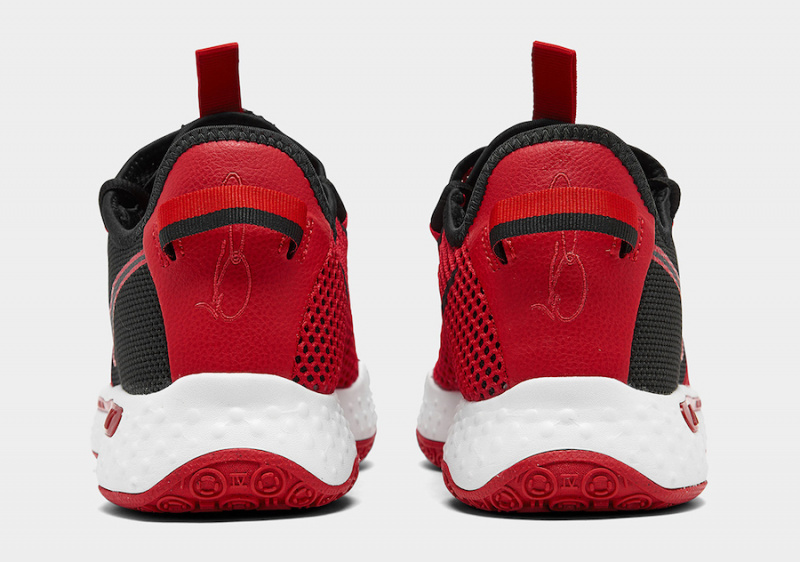 Фото и дата релиза Nike PG 4 'Bred'