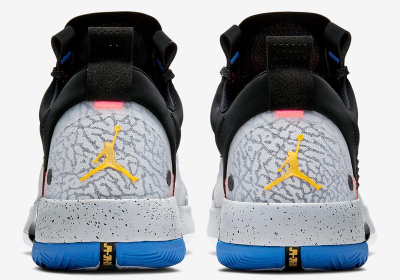 Новая расцветка Air Jordan 34 Low с принтами предыдущих моделей Jordan Brand