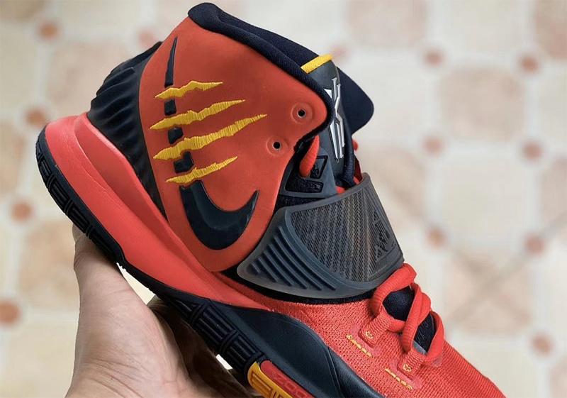 """Первый взгляд на Nike Kyrie 6 """"Bruce Lee"""""""
