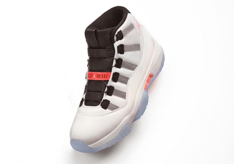Air Jordan 11 Adapt с автоматической шнуровкой