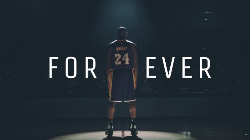 Nike выпустил рекламу «Mamba Forever» в честь легенды «Лейкерс» Кобе Брайанта