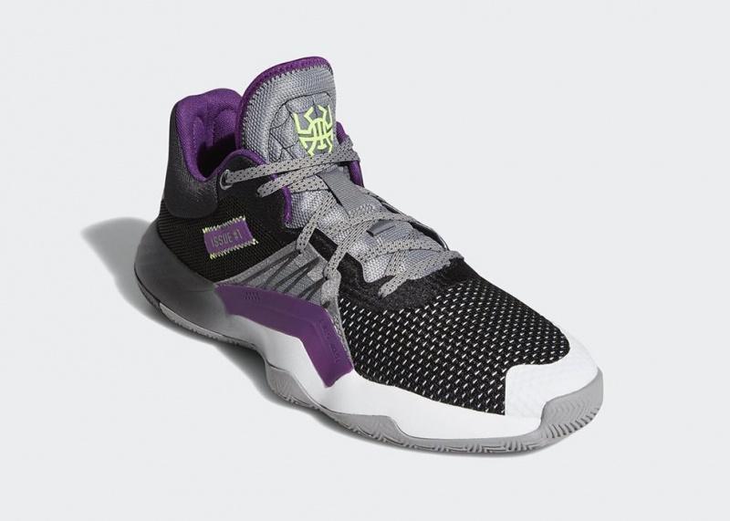 adidas DON Issue 1 'Joker' скорее всего будет посвящены Джокеру