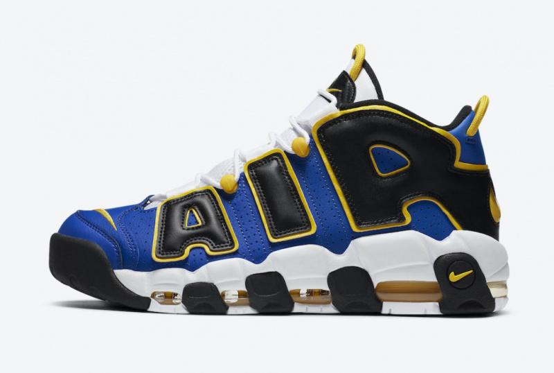 Nike Air More Uptempo войдут в коллекцию «Peace, Love, Basketball»