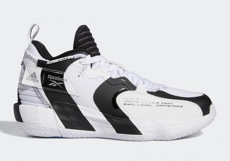 adidas Dame 7 «Damenosis» от Дэмиана Лилларда и Шакила О'Нила