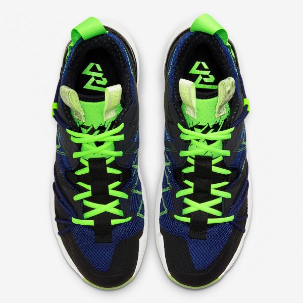 Jordan Why Not ZER0.3 SE появятся в зеленом и синем цветах
