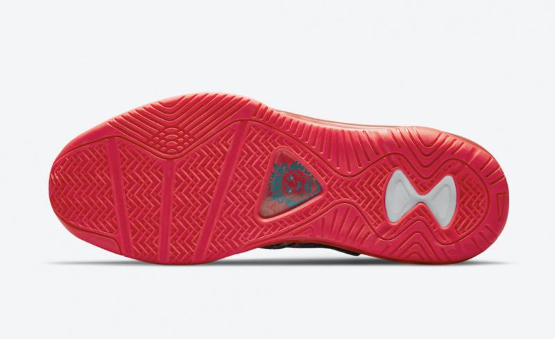 Официальные фото Nike LeBron 8 V2 Low «Miami Nights» созданные в честь ночного времени в Майами