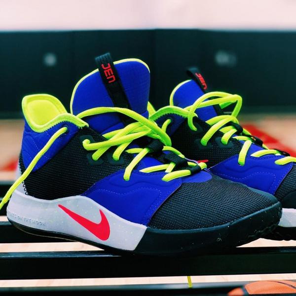 Топ 50 лучших кастомных дизайнов Nike PG 3