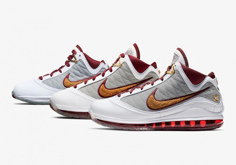 Nike LeBron 7 «MVP» будут выпущены в семейной размерной сетке