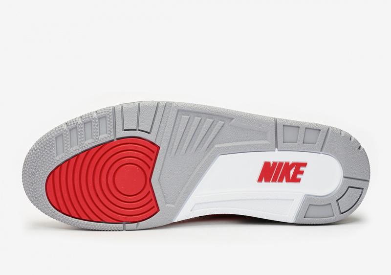 """Детальный взгляд на Air Jordan 3 Retro SE """"Fire Red"""""""