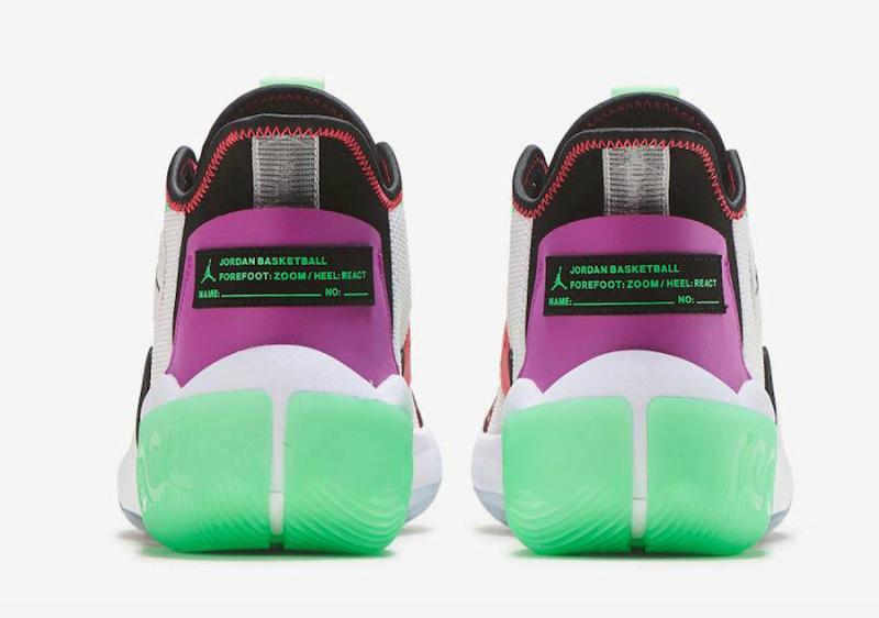 Первая информация о новых баскетбольных кроссовках от Jordan Brand — React Elevation