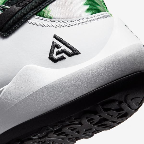Официальные фото Nike Zoom Freak 2 «Naija»