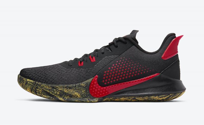 Новая модель Коби Брайанта будет называться Nike Mamba Fury
