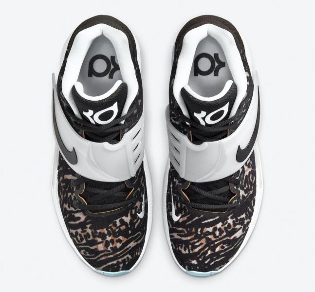 Первый взгляд на новые баскетбольные кроссовки Кевина Дюрэнта Nike KD 14