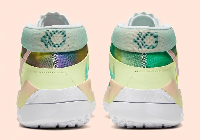 "Nike KD 13 ""Chill"" вдохновлены любимым плейлистом Кевина Дюранта в жанре R&B"