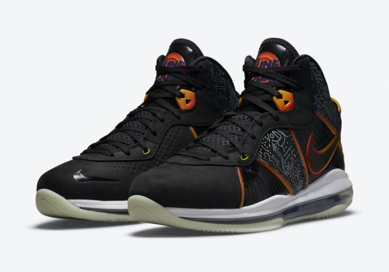 Nike LeBron 8 «Space Jam» анонсированы официально
