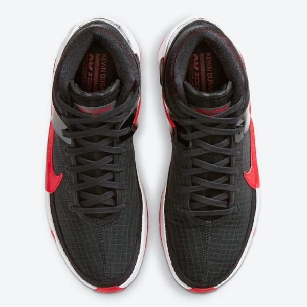 Баскетбольные кроссовки Кевина Дюрэнта Nike KD 13 выйдут в популярной расцветке «Bred»