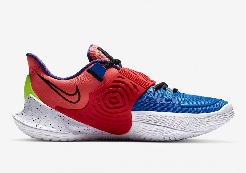 Nike выпустит новую расцветку баскетбольных кроссовок Кайри Ирвинга Kyrie Low 3 «NY vs NY»