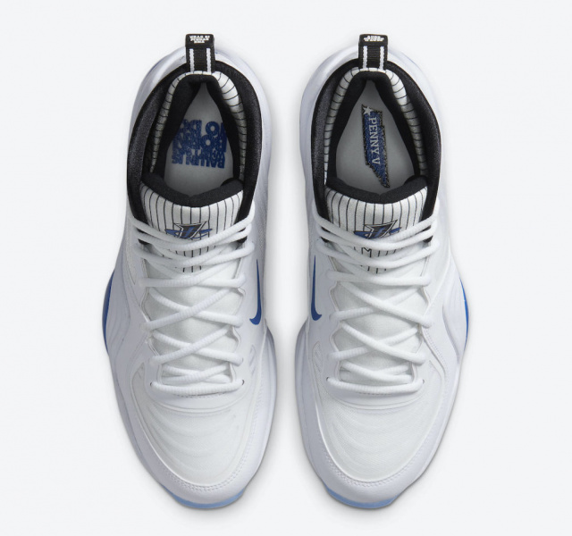 Официальные фото Nike Air Penny 5 «Orlando Home»