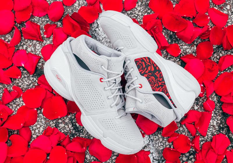 adidas D Rose 1 'Roses' — яркая связь с именем Деррика Роуза