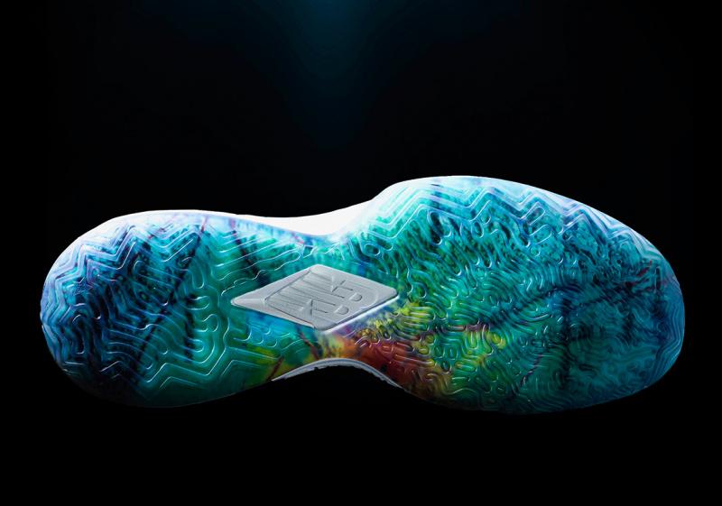 Подробности именной модели Кавая Ленарда — New Balance KAWHI