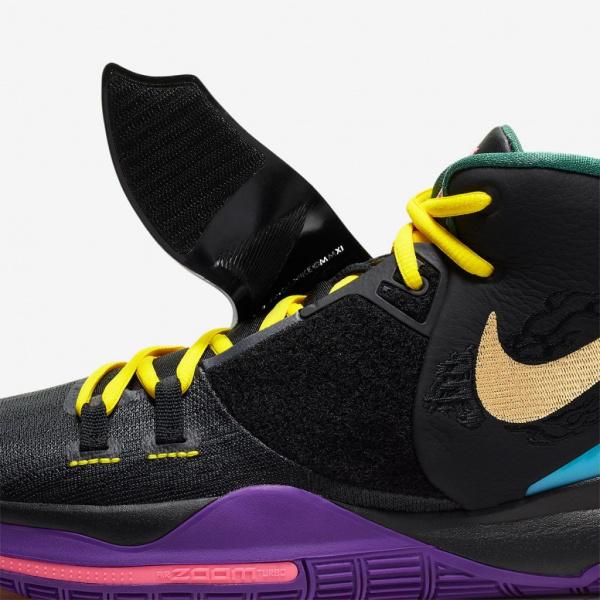 """Новая расцветка Nike Kyrie 6 """"Chinese New Year"""" посвящена Китайскому новому году"""