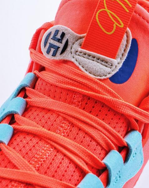 Первое знакомство с adidas Harden Vol. 5