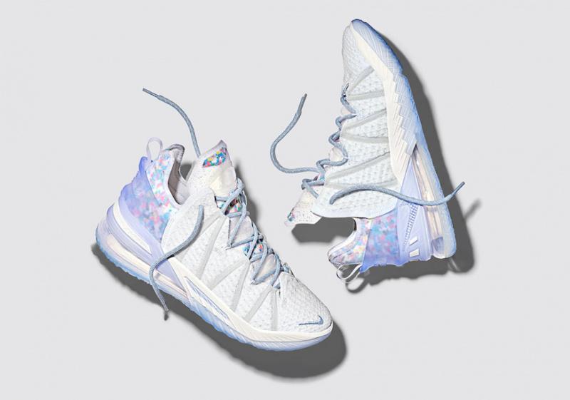 Nike к Звездному уикенду НБА 2021 года представили коллекцию «Play for the Future»