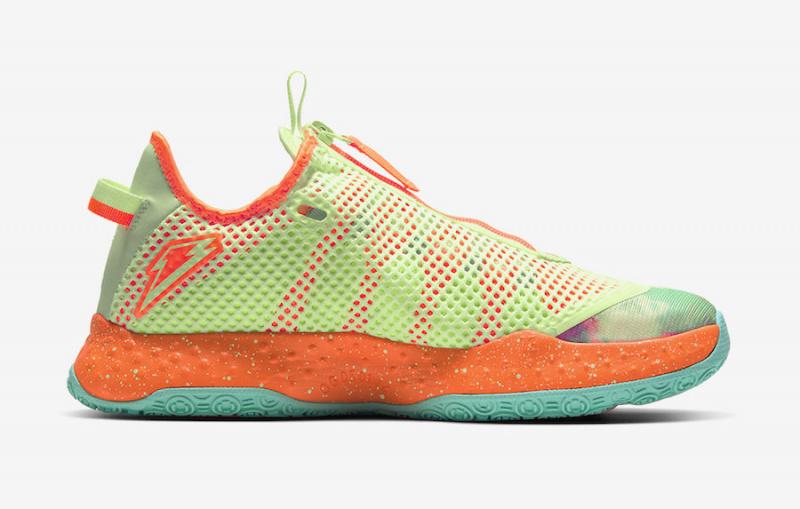 """Gatorade x Nike PG 4 """"ASW"""" в честь Матча всех звезд НБА 2020 года"""