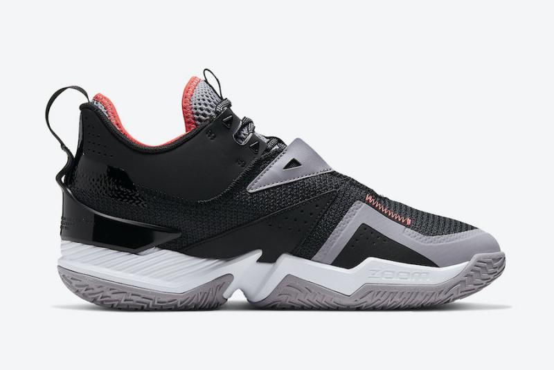 Новая расцветка Jordan Westbrook One Take «Black Cement»