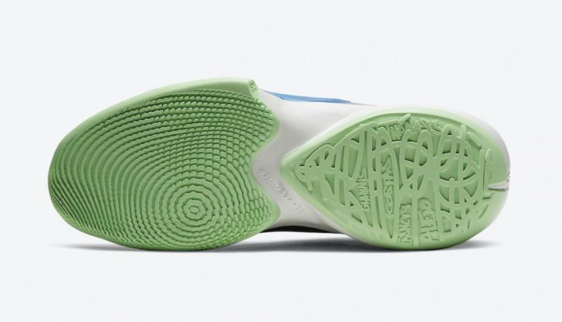 Nike Zoom Freak 2 пополнятся расцветкой «Particle Grey»