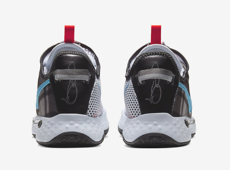Дата релиза Nike PG 4 'Plaid'