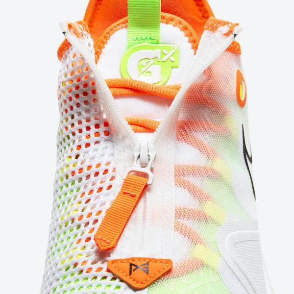 Новая расцветка в коллаборации Gatorade x Nike PG 4