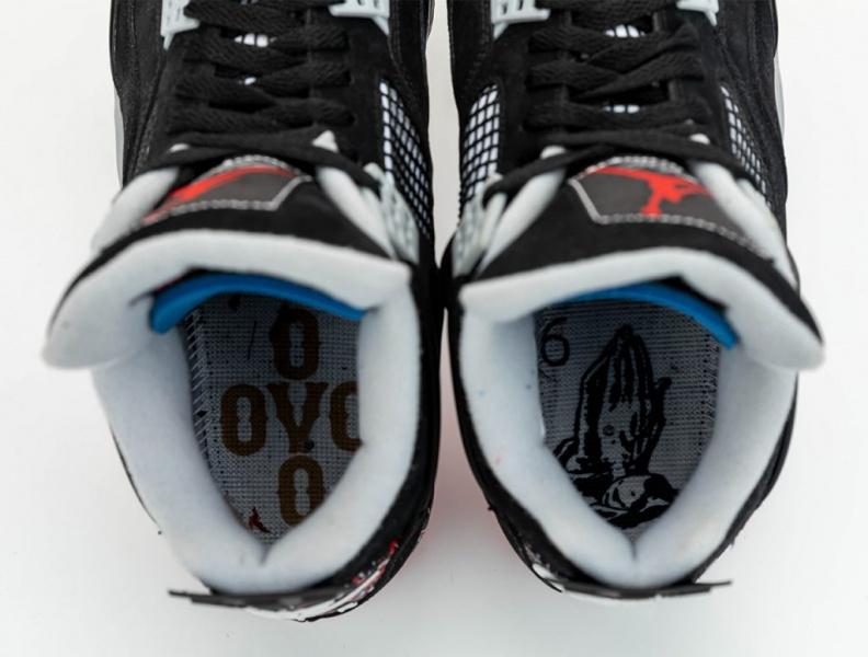 "OVO x Air Jordan 4 ""Splatter"" — подробности коллаборации Drake и Jordan Brand"