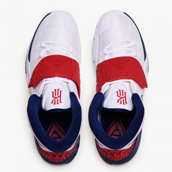 Несколько фото и дата релиза Nike Kyrie 6 «USA»