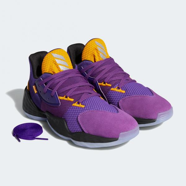 """Фото коллекции adidas Harden Vol. 4 """"Su Casa"""" Pack, посвященная четырем командам НБА"""