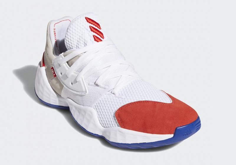 """adidas Harden Vol. 4 """"Question"""" созданы в стиле кроссовок Аллена Айверсона"""
