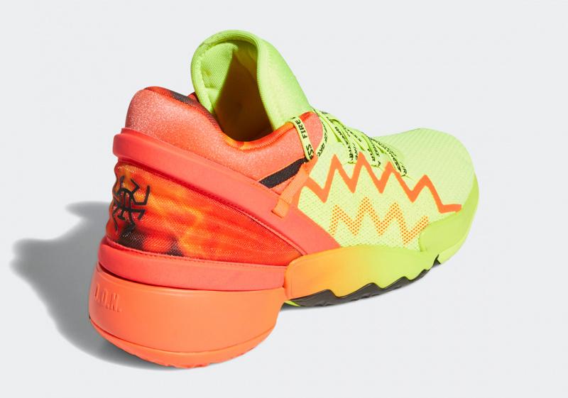 adidas D.O.N. Issue #2 «Fire of Greatness» призывают подчеркнуть величие