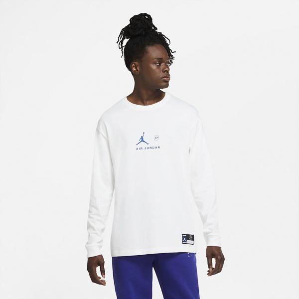 Jordan и Fragment Design запустят целую коллекцию одежды