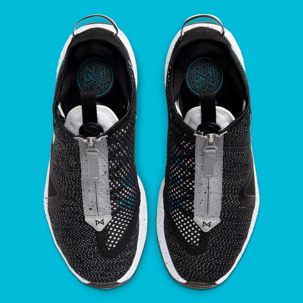 Новая расцветка Nike PG 4