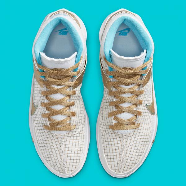 Официальные фото Nike KD 13 «EYBL»