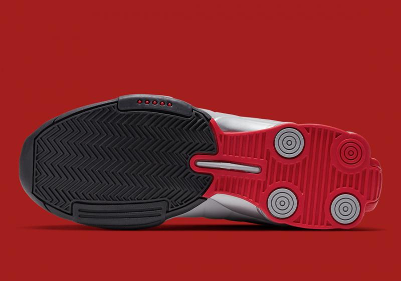 Nike Shox BB4 вернутся в игру прощального сезона Винса Картера