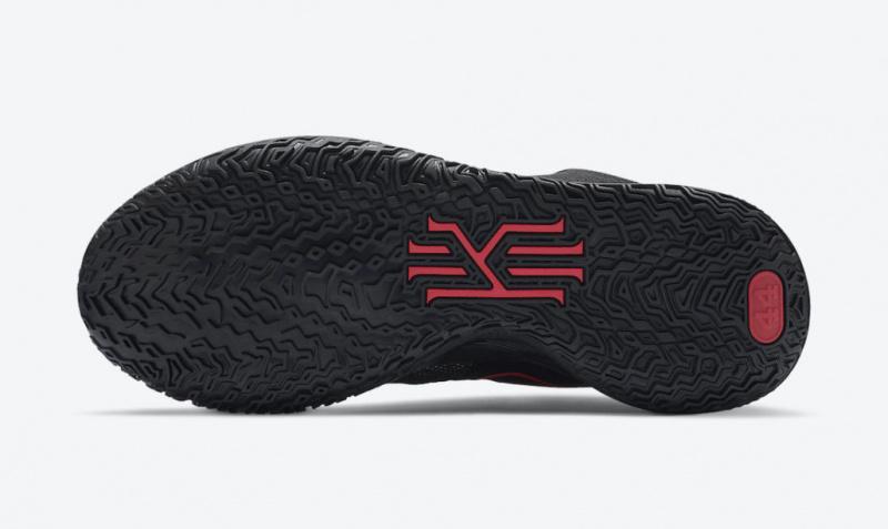 Nike Kyrie 7 будут выпущены в стилистике классической расцветке «Bred»