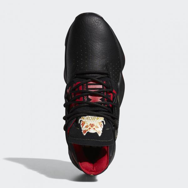 Новая расцветка adidas Harden Vol. 4 будет посвящена Китайскому новому году