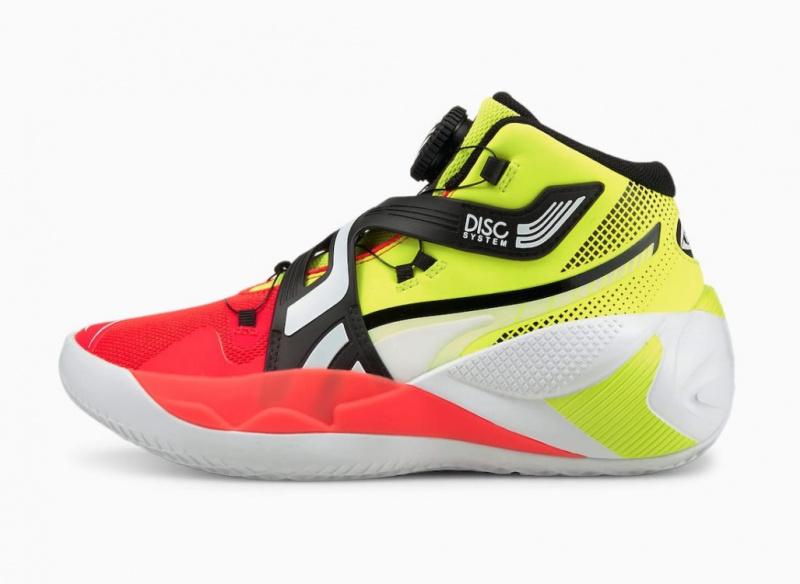 PUMA вернет футуристичные баскетбольные кроссовки DISC в новом формате